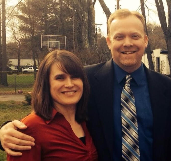 Family Pastor, Rob and Jennifer Newcome