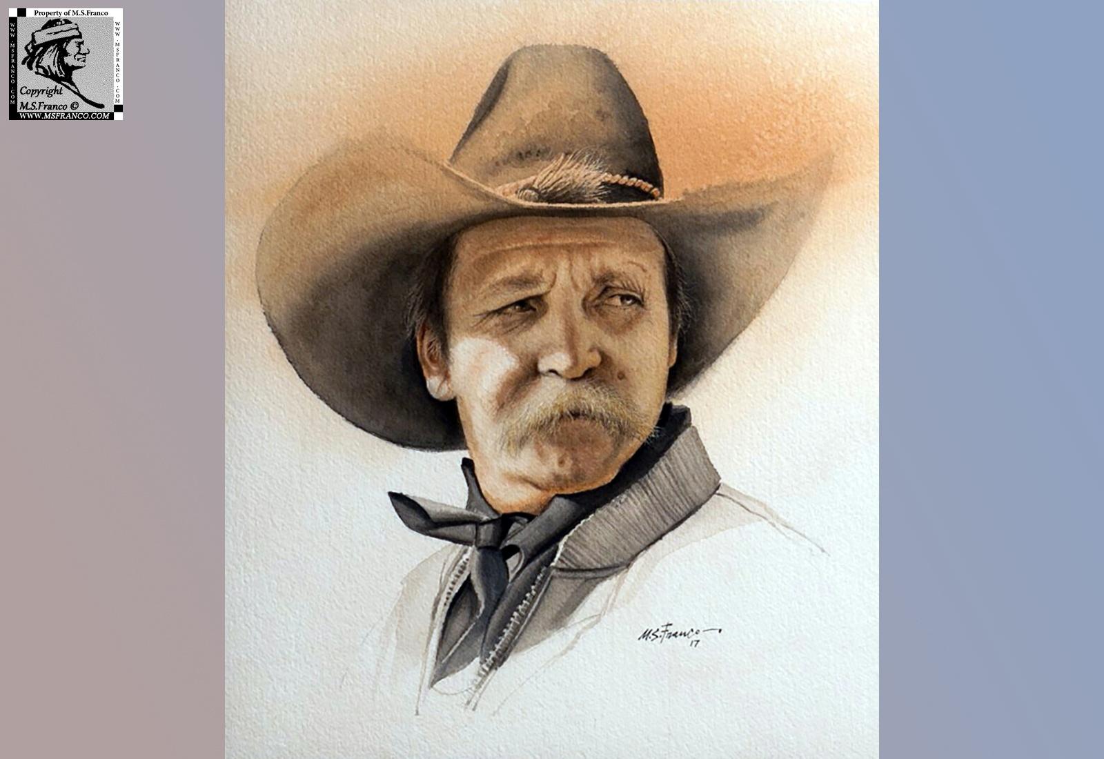 """ Arizona cowboy"""
