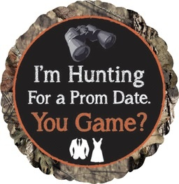 Hunting for a prom date