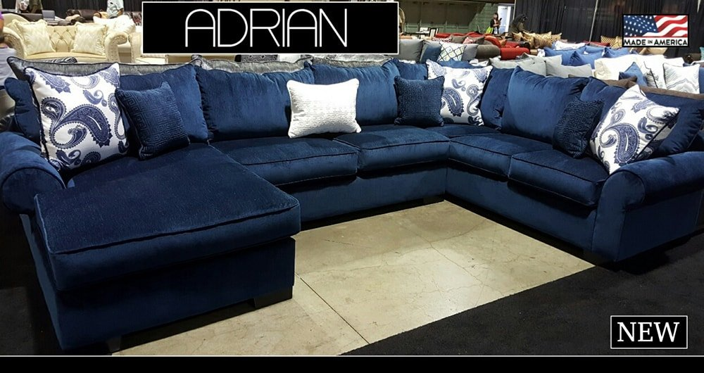 Adrian Sectional Seat