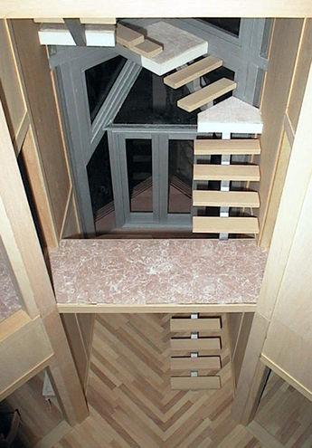 Alexandria Staircase