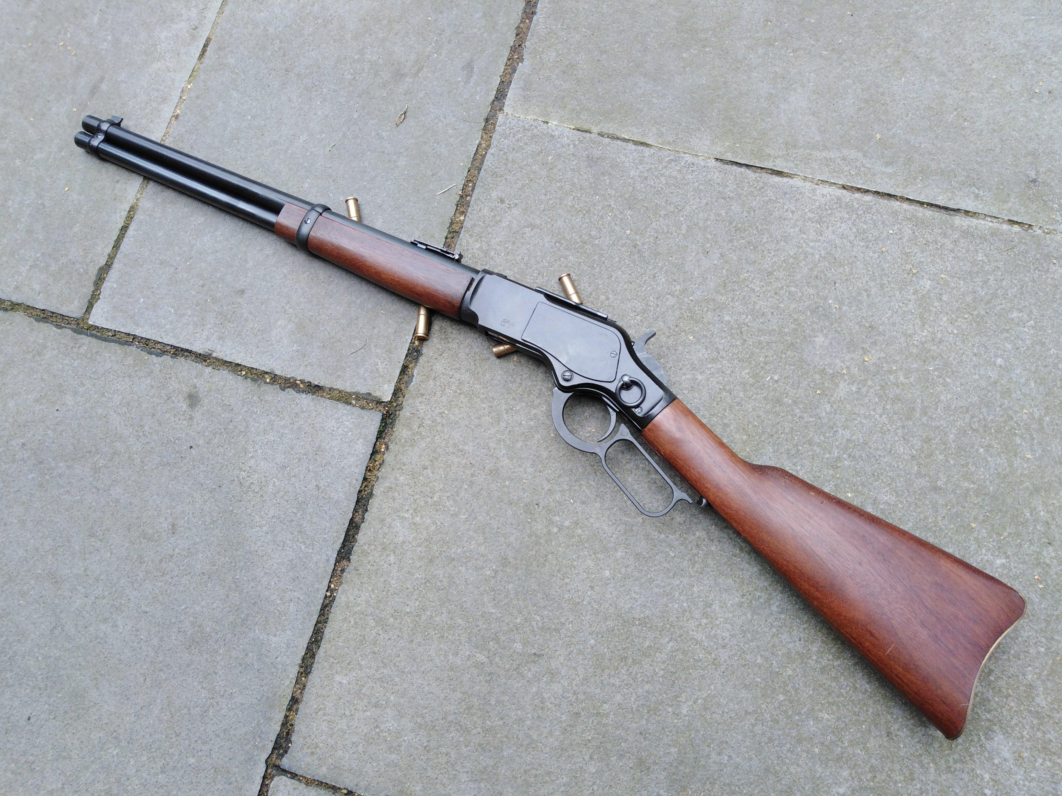 MGC PFC Winchester M1873 3