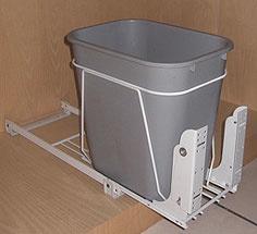 BAS0006 SMART Bote basurero extraíble