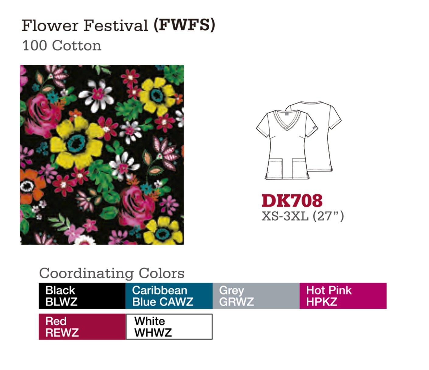 Flower Festival. DK708.