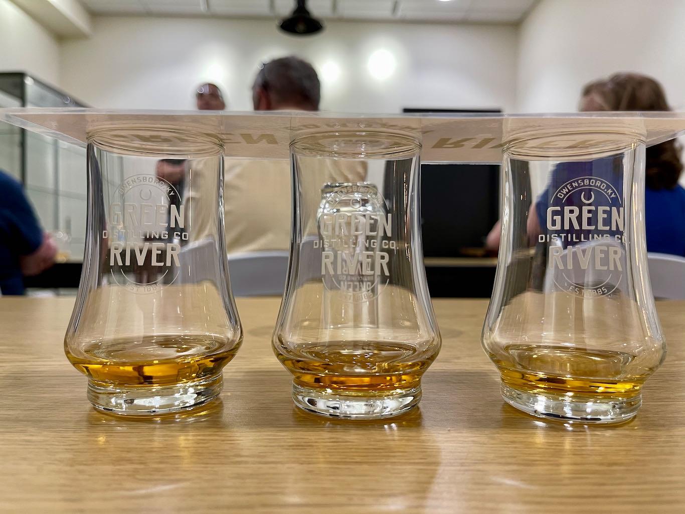 Tasting - Green River Distilling Co