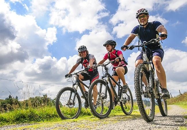 Mountain Bike-Tour