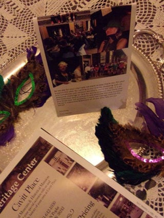Lavender and Lace Mardigras 2020