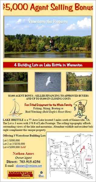 LAKE DRIVE AGENT BONUS||||
