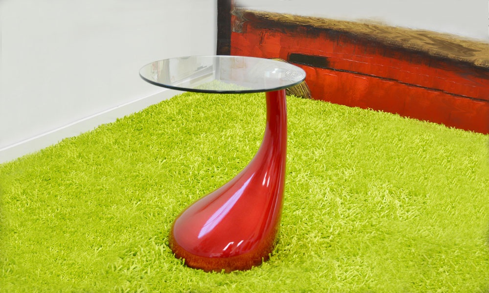 (GT-01) Modern End Table Available In Multiple Colors