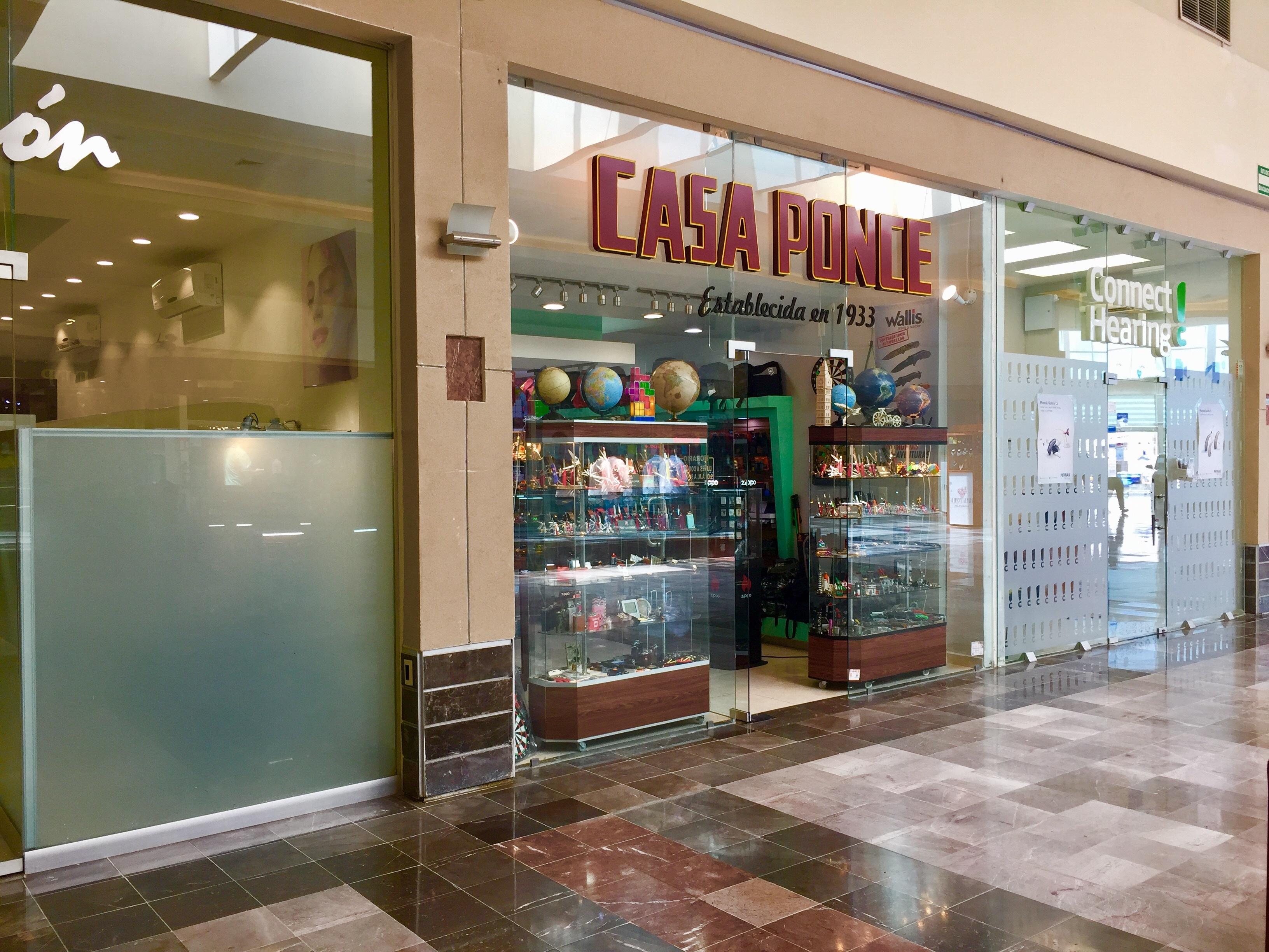 CASA PONCE ® Plaza Crystal Tampico