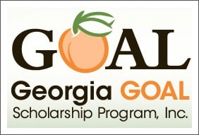 GOAL orange logo