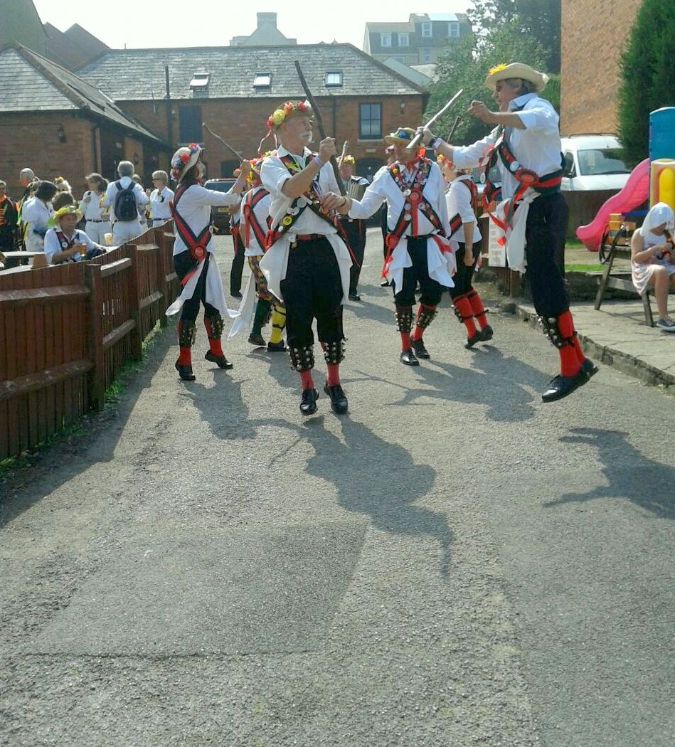 Dancing at the Red Lion