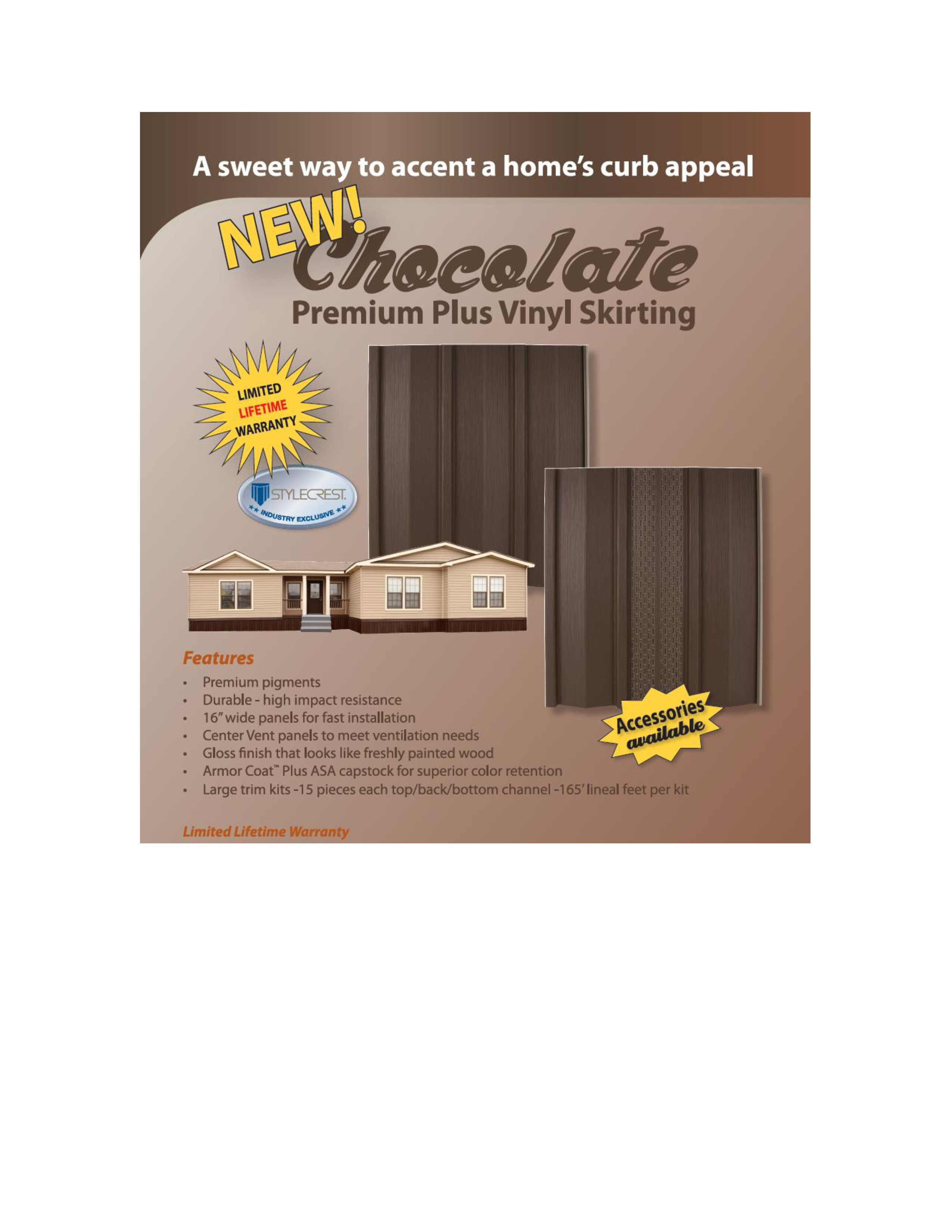 DEK of Acadiana LLC in Carencro, LA offers skirting and foundation Trackless Vinyl Skirting For Mobile Home Html on