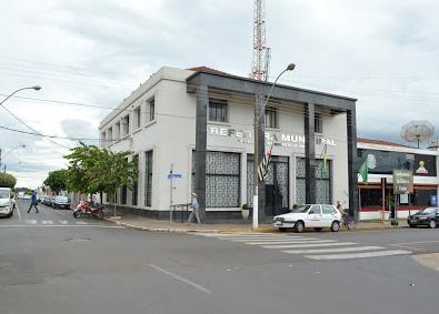 Prédio Histórico de Potirendaba Imagem: Prefeitura de Potirendaba