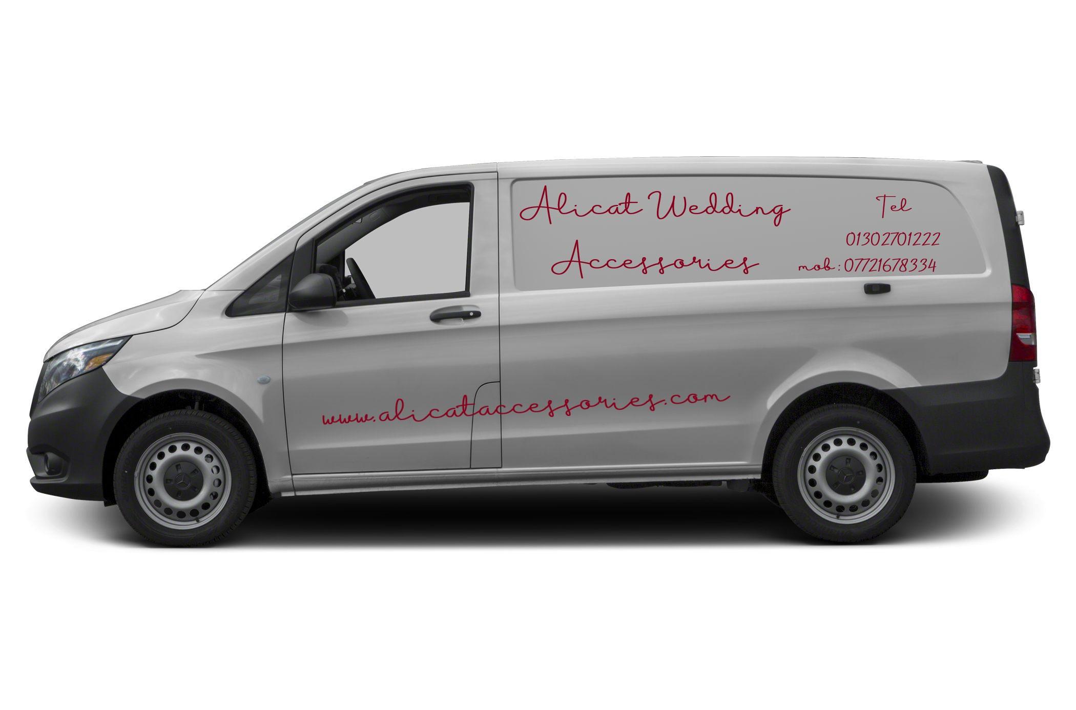 Alicat Delivery Van