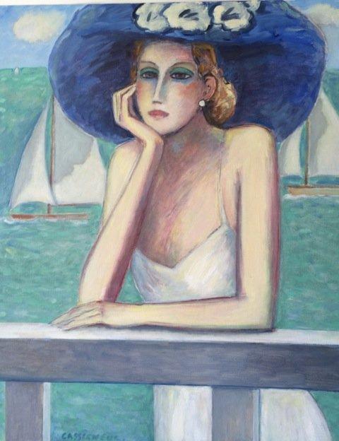 Le Capeline Bleue