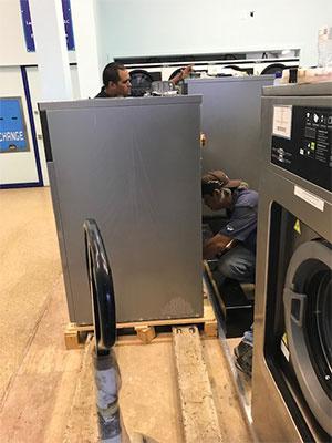 Laundry Equipment Technicians 1