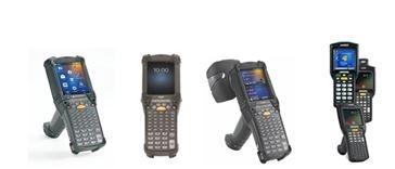 Motorola MC9190,  MC9200  and MC3200 Mobile Computers