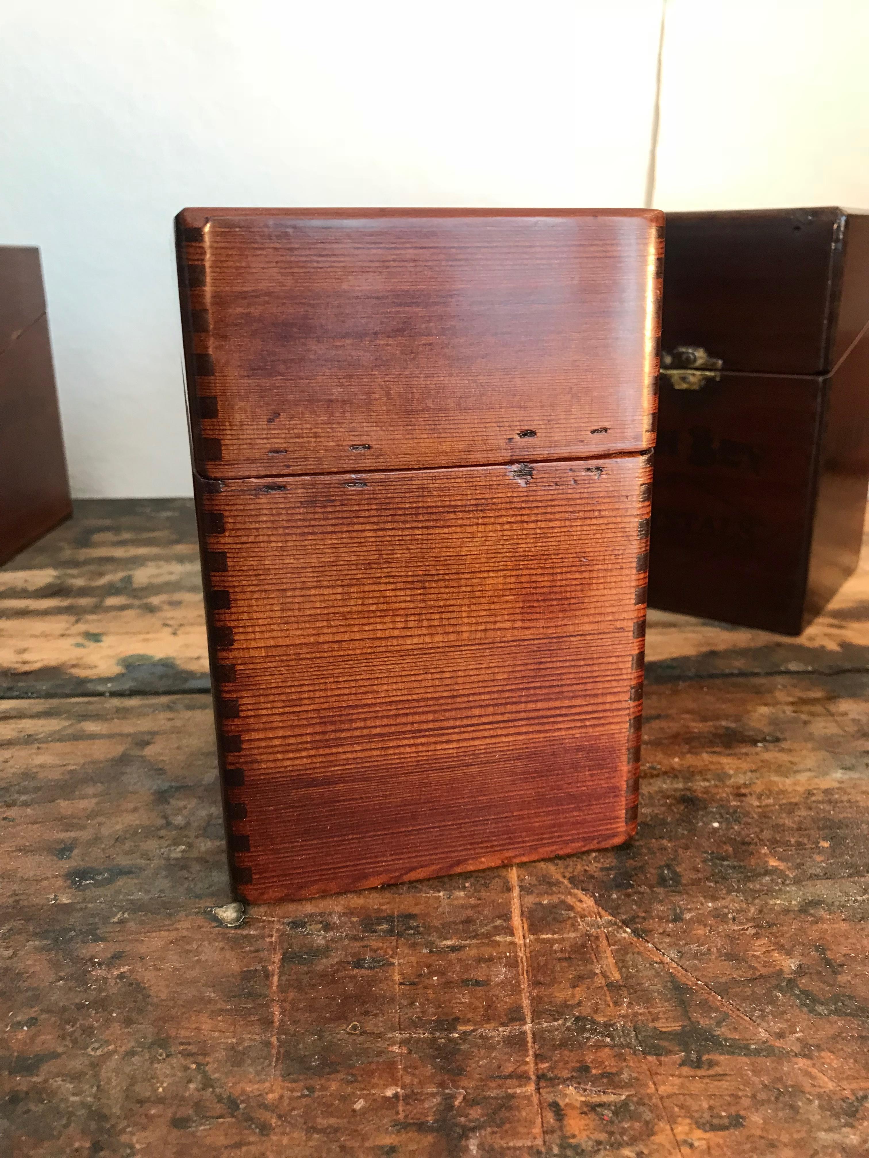 Plain Box Exterior