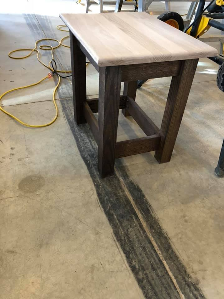 Custom Table Built