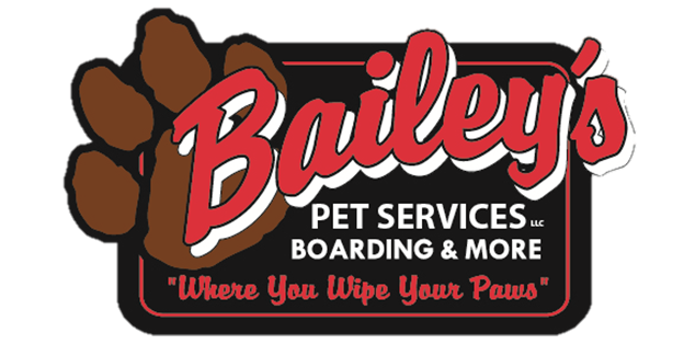 Bailey's Pet Services
