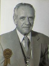 No. 27 William Fleming 1985-1986