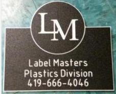 Label Masters Plastics Division