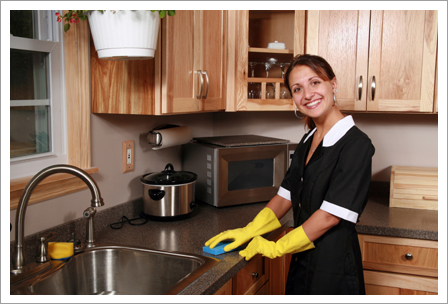 House cleaning services||||