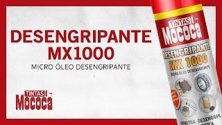 DESINGRIPANTE MX1000 MICRO ÓLEO MULTIUSO