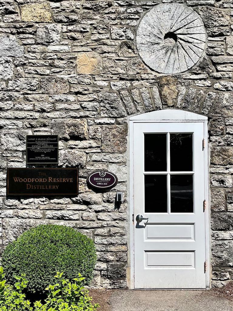 Distillery Entrance - Woodford Reserve Distillery