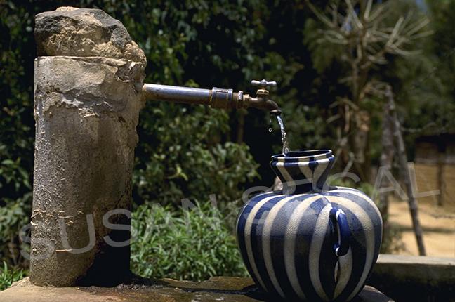 Water Jug - Antigua, Guatemala