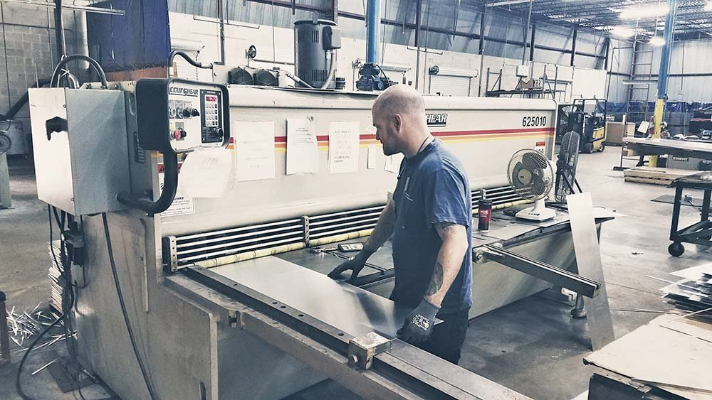 Custom Fabrication Technician 1