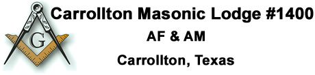 Carrollton Masonic Lodge #1400