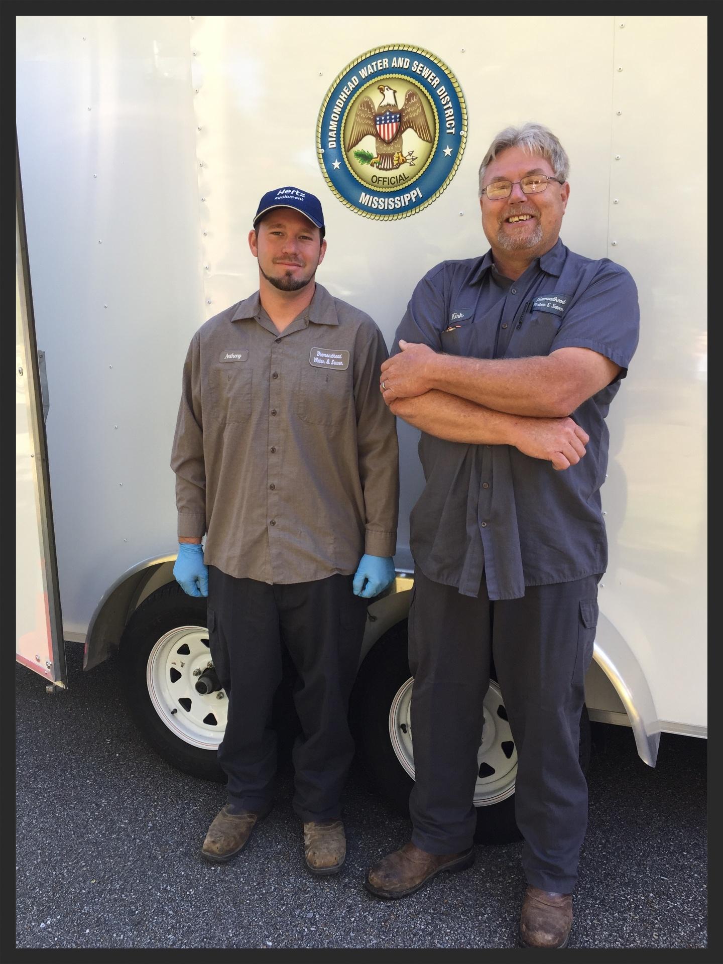 The I & I  Crew: Kirk Edmonson Anthony Hammett