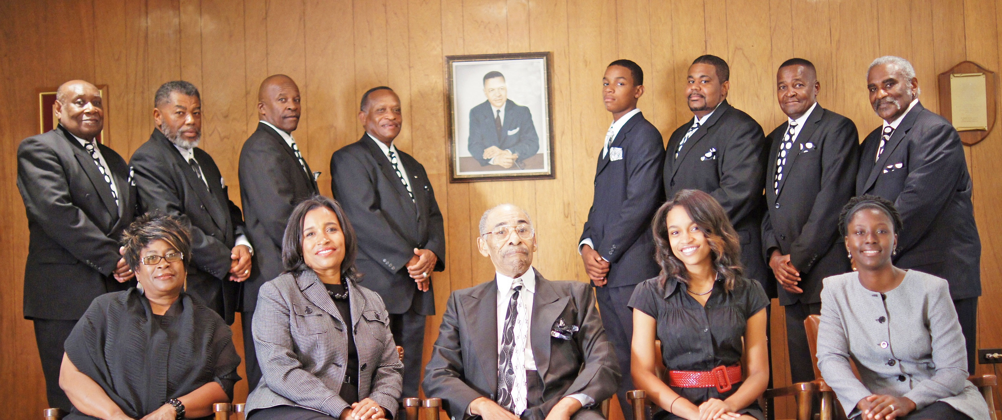Funeral Staff