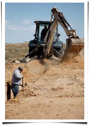Plumbing excavation experts    