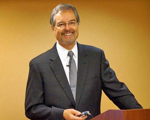 Rev. Arland Steen