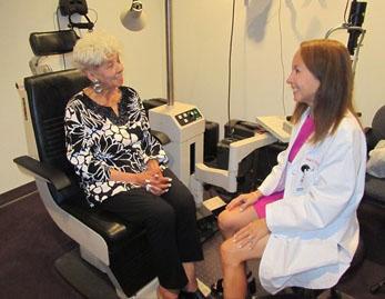Glaucoma Consultation
