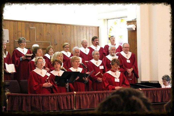 We welcome you to join our joyful choir.