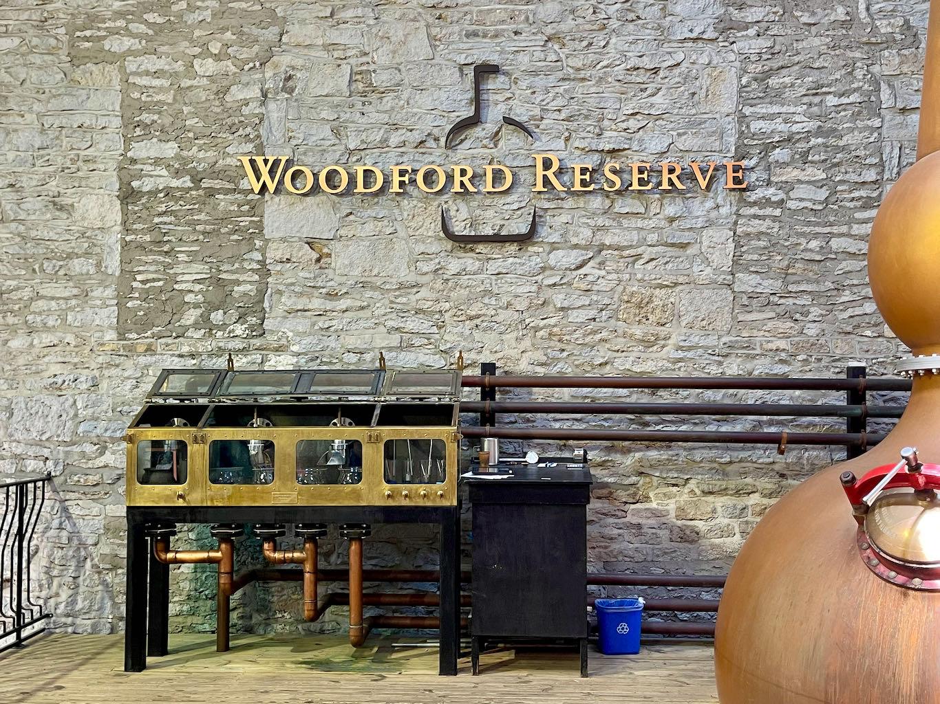 Spirit Safe - Woodford Reserve Distillery