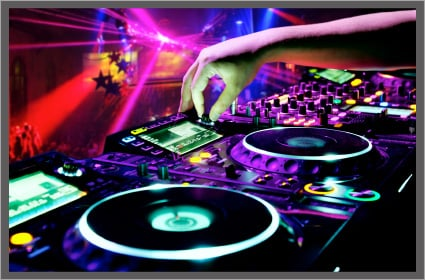 DJ and musical programs||||