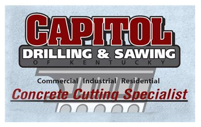 Capitol Drilling & Sawing | Concrete Cutting, Sawing