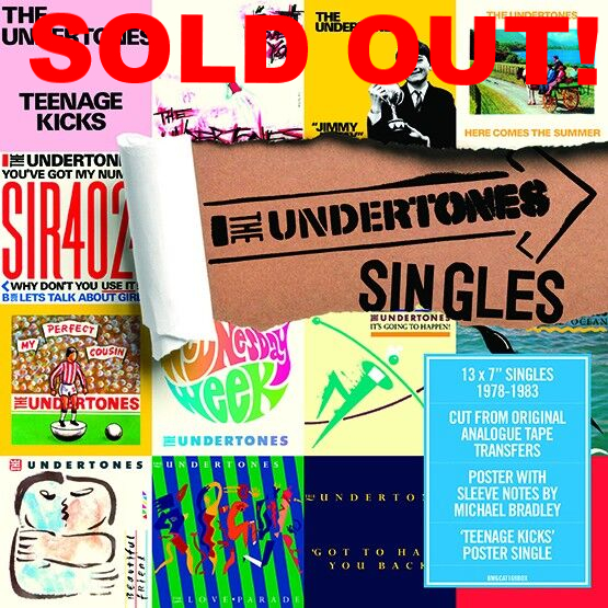 Undertones, The - 'The 7 Inch Singles Box'