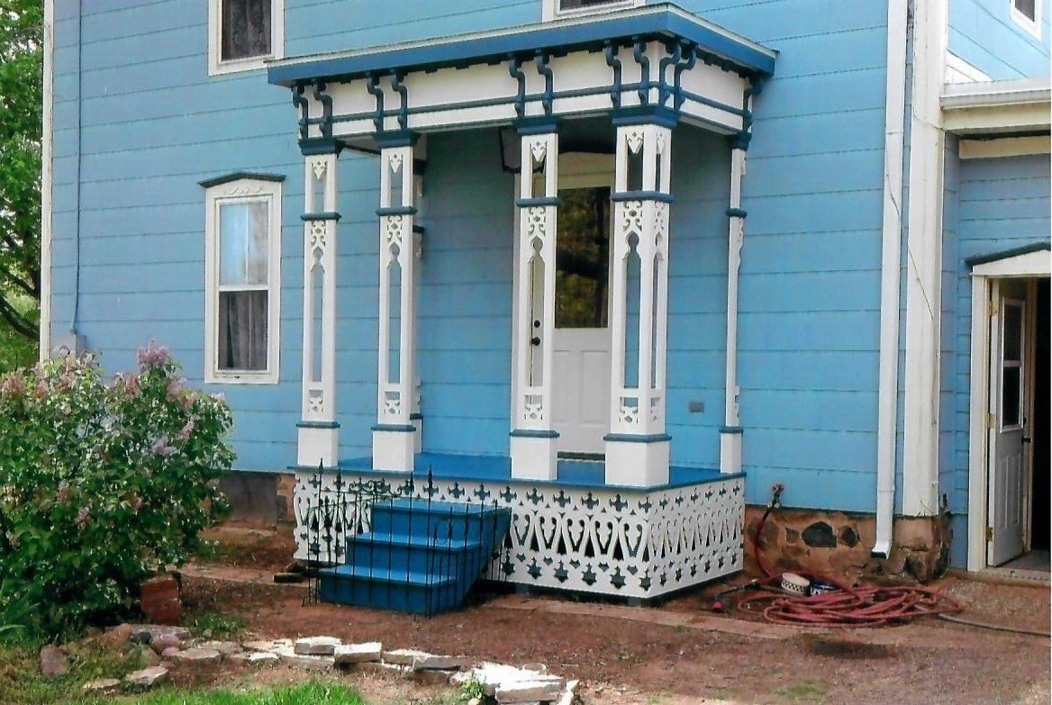 Porch Restoration Project