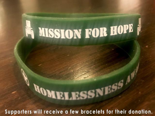 Good Hope's Mission For Hope  Bracelets