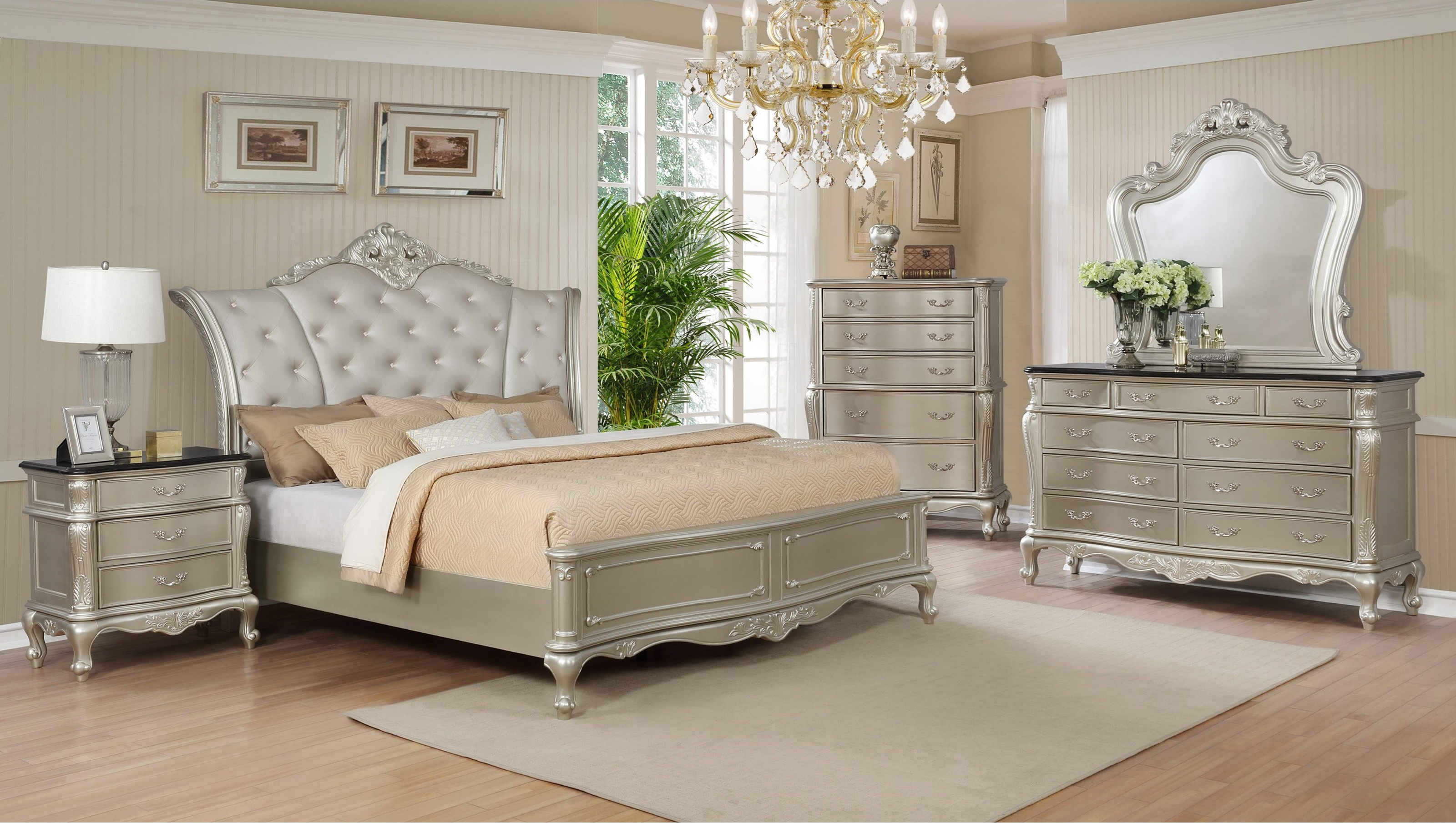 Angelina Bedroom Set B1020