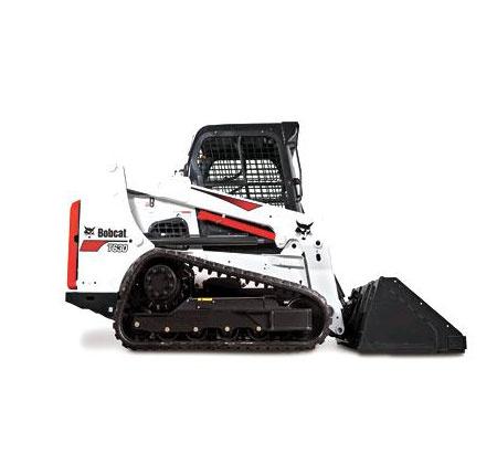 Bobcat Skid Steer T550