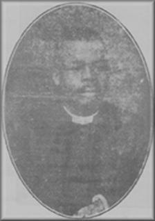 Rev.Canon Obadiah Moore Principal  1882  - 1905