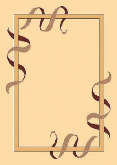 Ribbon Berber 5x7