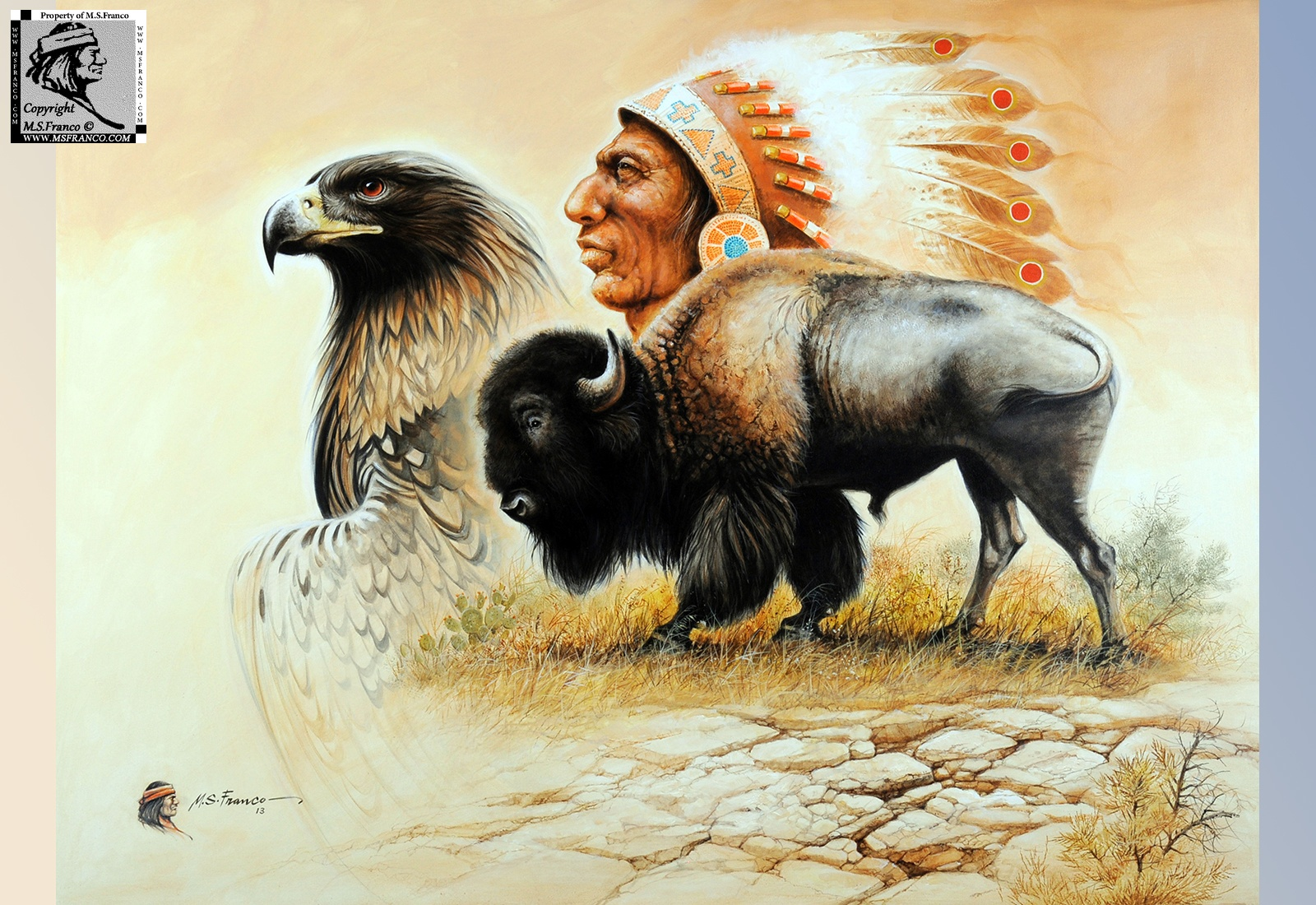 """ Spirit of the Natives """